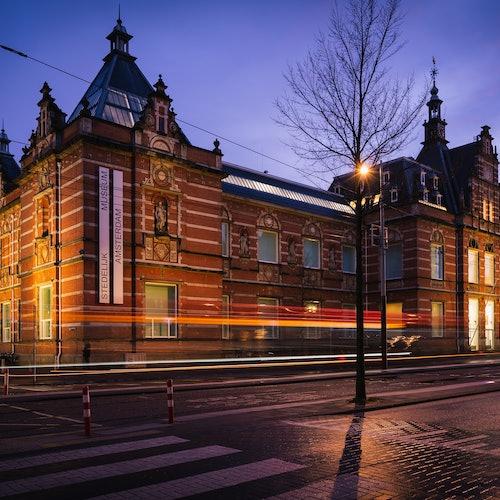 Museo Stedelijk: Sin colas