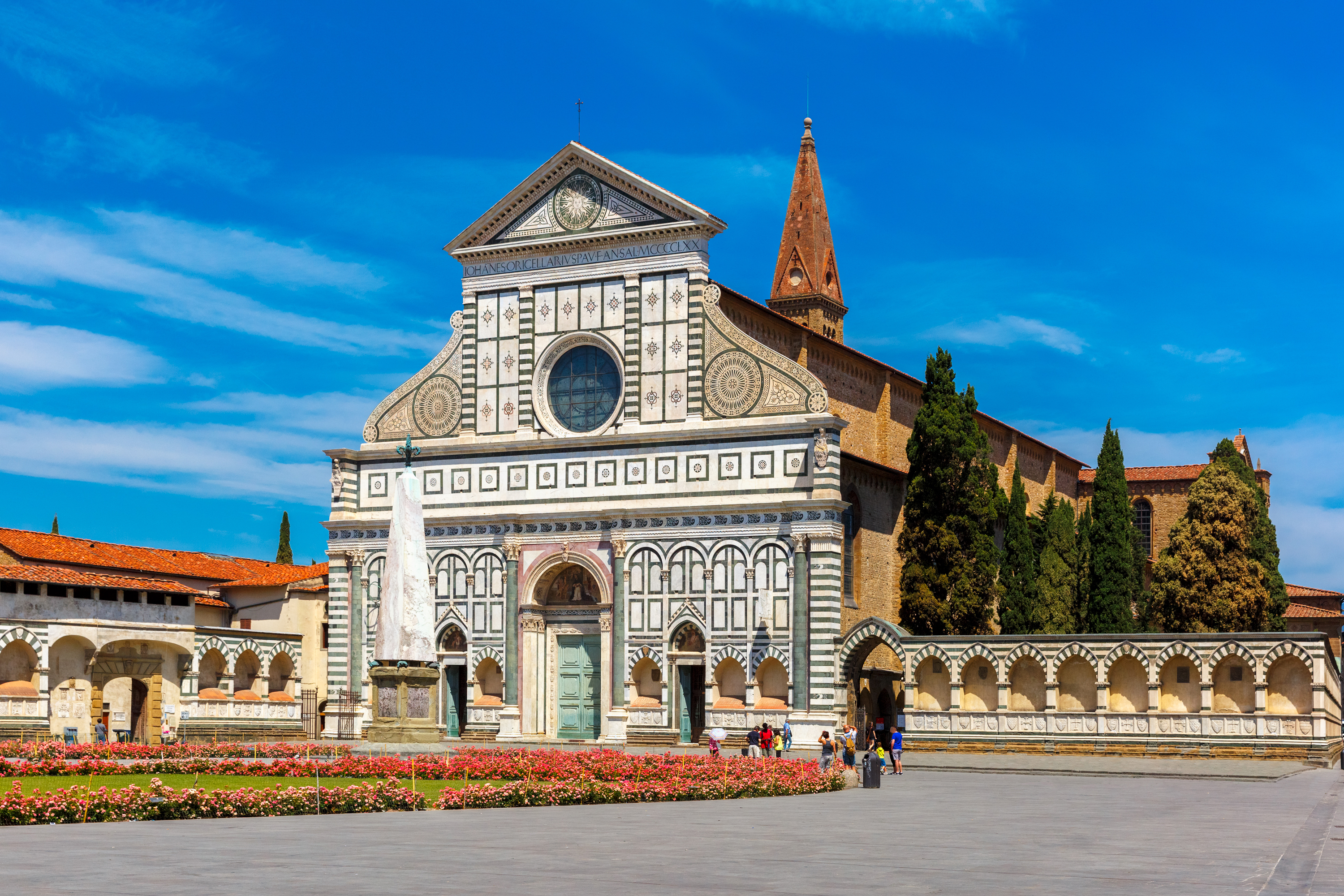 Tickets for Santa Maria Novella + Video Guide
