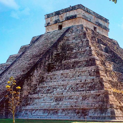Xichén: Chichén Itzá y cenote Ik Kil con transporte