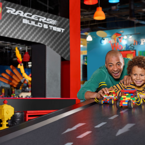 LEGOLAND® Discovery Center Dallas