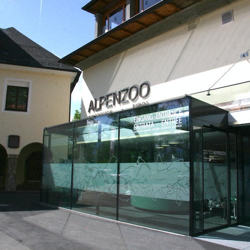 Alpenzoo + Hungerburgbahn