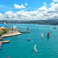 Golden Horn & Bosphorus Cruise