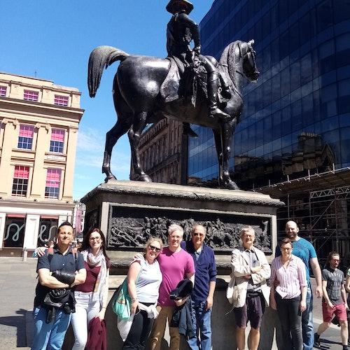 Glasgow City Centre Walking Tour