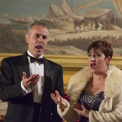 Opera Opera Serenades By Night Traditional Roman Dinner