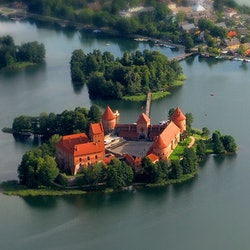 Tickets, museums, attractions,Vilnius Tour,Trakai Castle