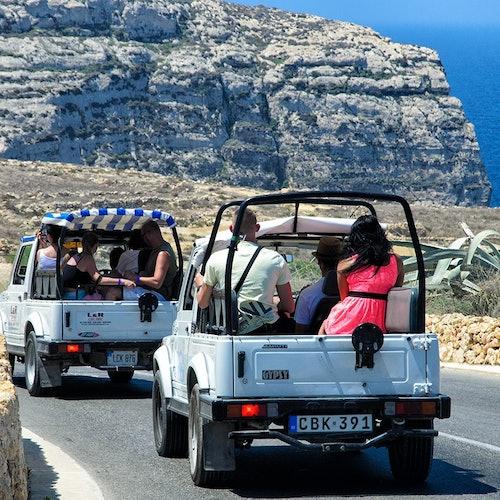 Safari en todoterreno por Gozo