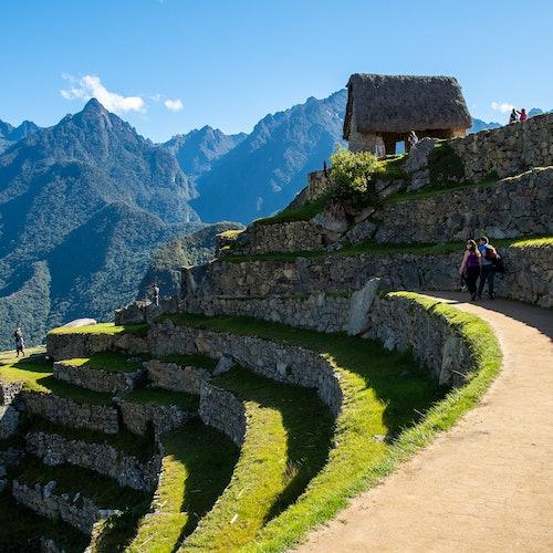 Machu Picchu: Eco-bus desde Aguas Calientes
