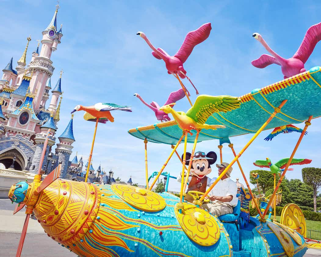Tickets for Disneyland Paris: Skip The Line (Special Offer)