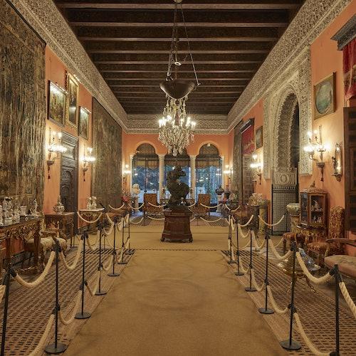 Palacio de las Dueñas: Sin colas + Audioguía