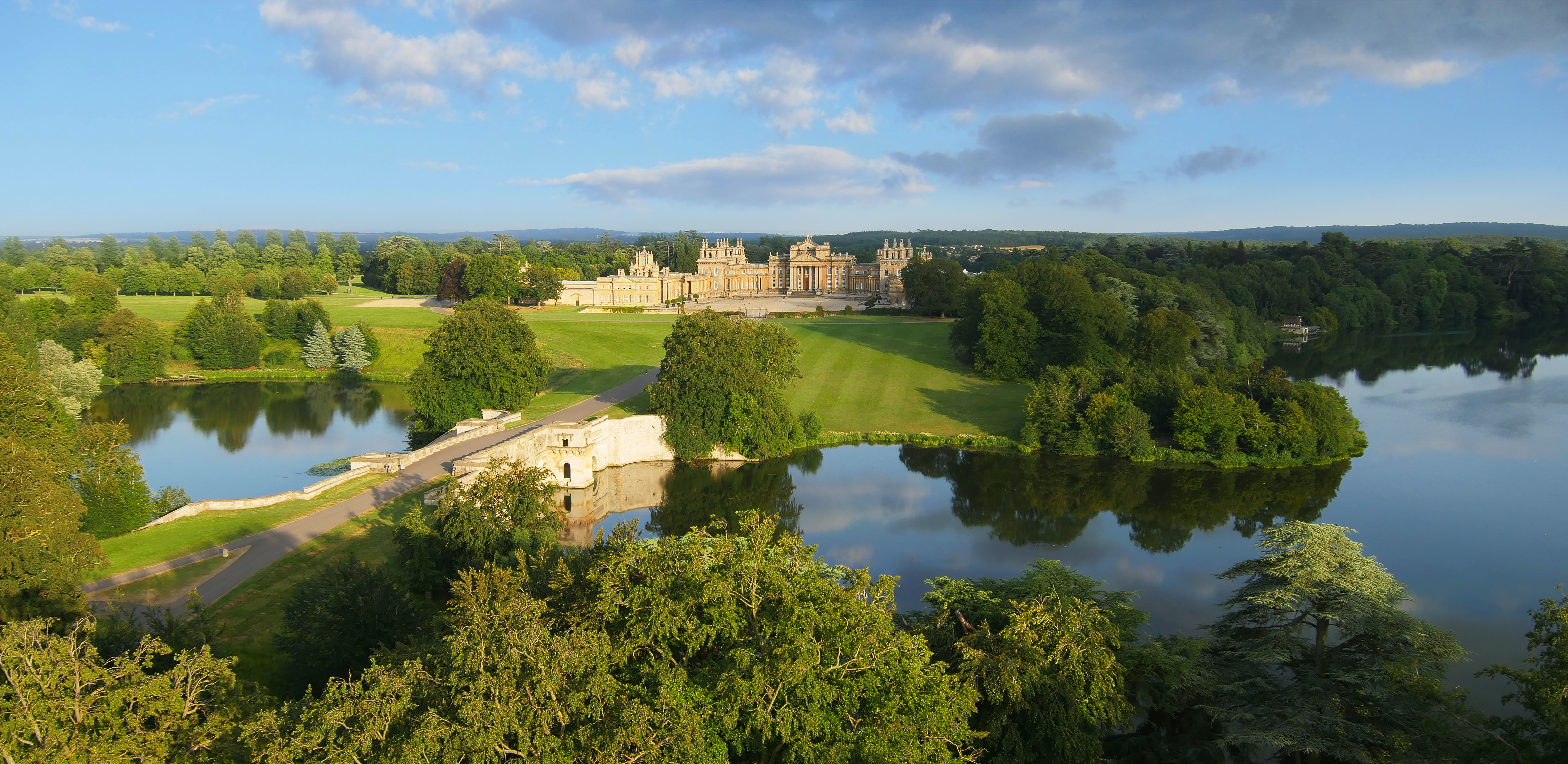 Blenheim Palace, Downton Abbey Village e Cotswolds: Tour Guidato