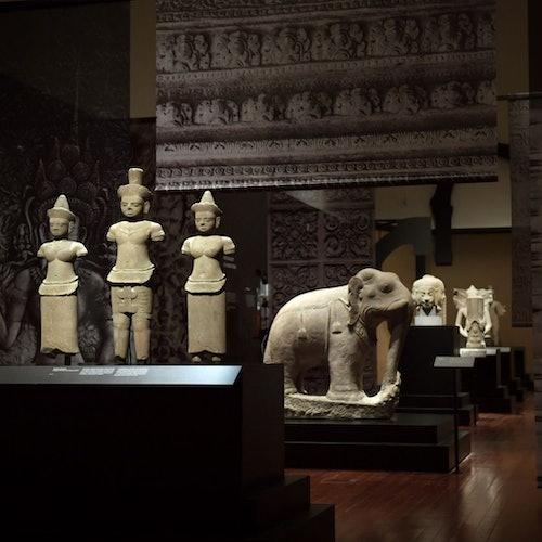 Museo de las Civilizaciones Asiáticas
