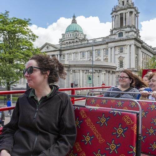 Titanic Belfast + Bus turístico 48H