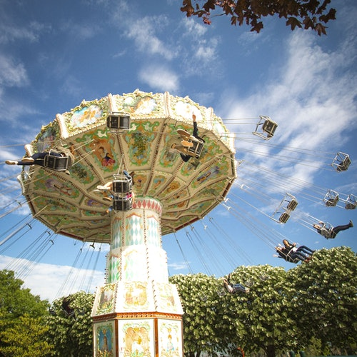 Jardin d'Acclimatation: Le Grand 8