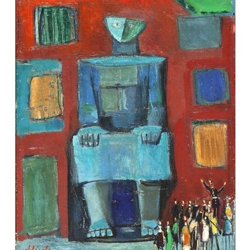 Museo de arte Nahum Gutman