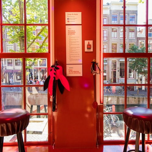 Red Light Secrets - Museo de la Prostitución