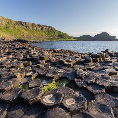 La Calzada del Gigante + Irlanda del Norte: Ida y vuelta desde Dublín