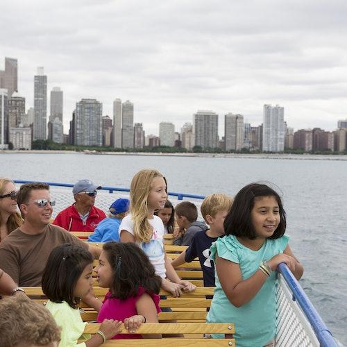 Crucero clásico por el lago