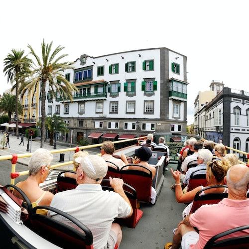 Bus turístico por Las Palmas de Gran Canaria
