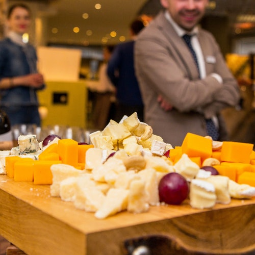 Cheese & Wine Tasting Bordeaux