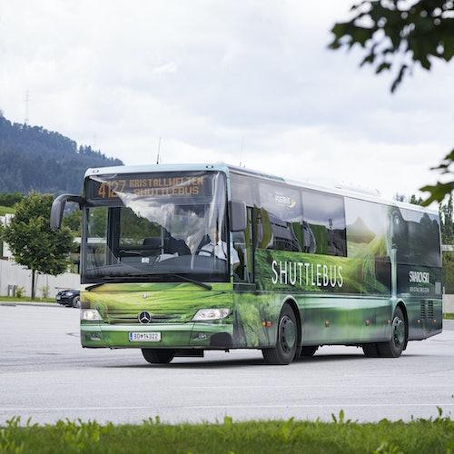 Swarovski Crystal Worlds + Transfer from Innsbruck