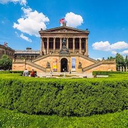 Imagen Alte Nationalgalerie : Coupe-File