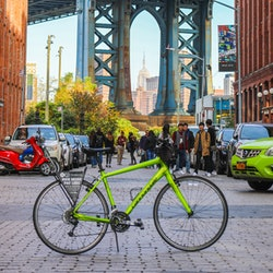 Imagen Brooklyn Bridge Sightseeing Bike Rentals
