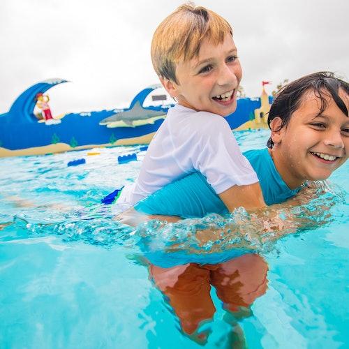 LEGOLAND® Florida Park y parque acuático