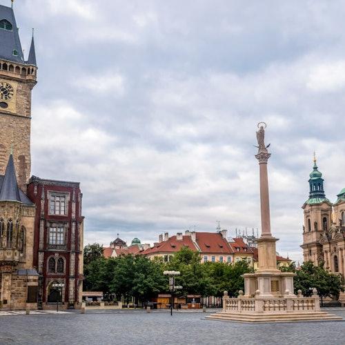 Prague City Walking Tour and Astronomical Clock Tower