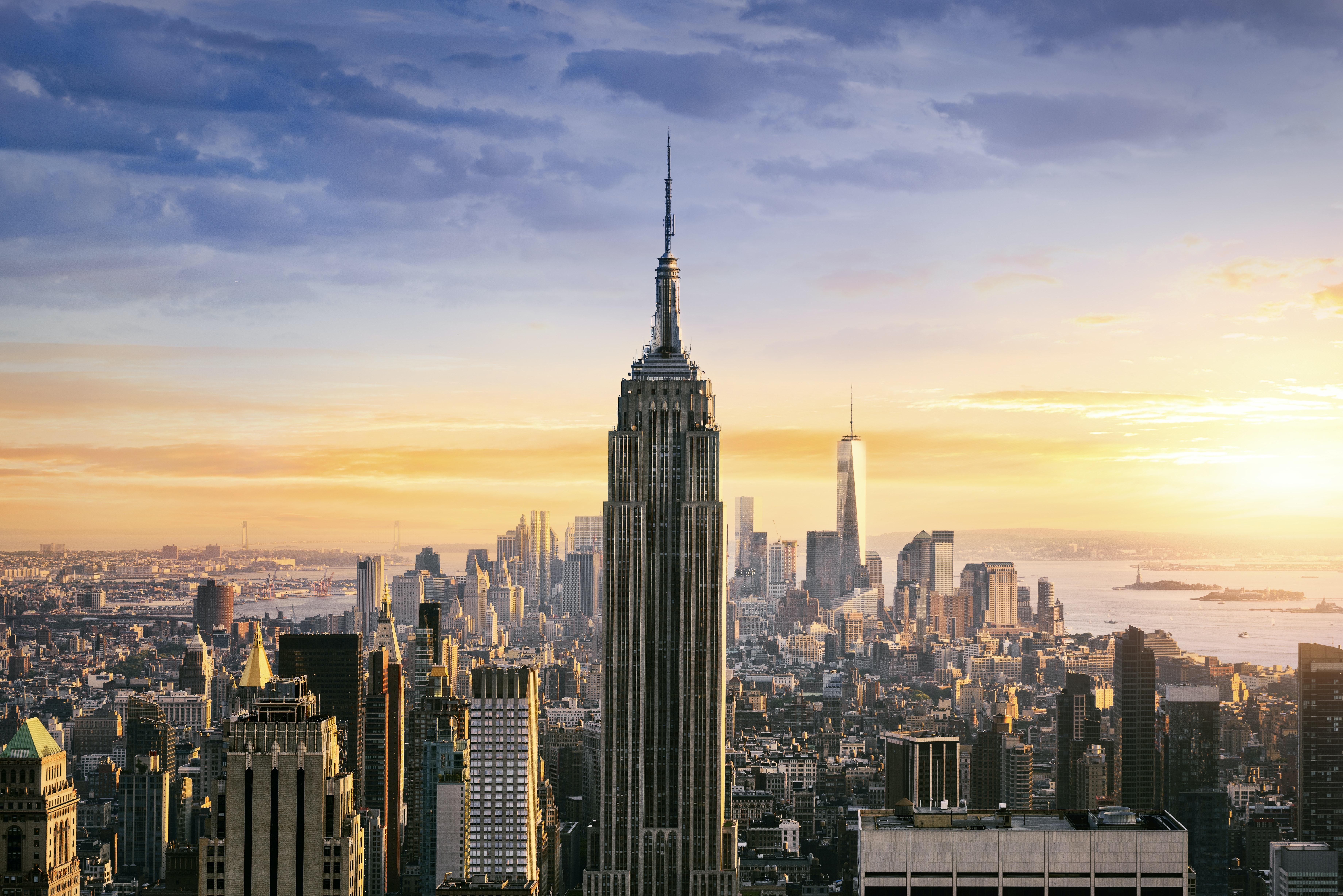 Empire State Building: Empire State Building: Express Entry