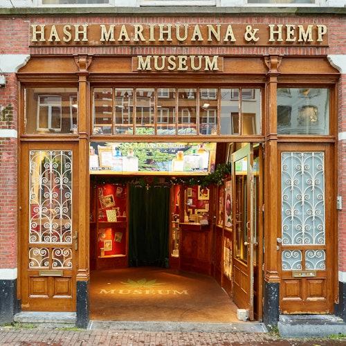 大麻博物館アムステルダム+オーディオガイ...の写真