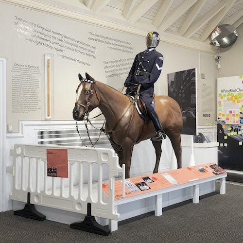 Museo y archivos de la policía de Vancouver