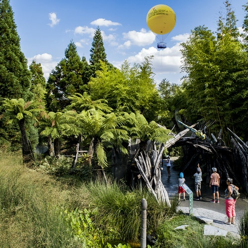 Terra Botanica Park
