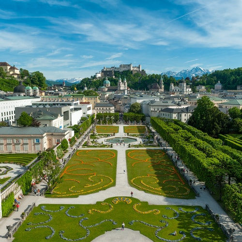 Bus turístico + Tarjeta Salzburgo 24H