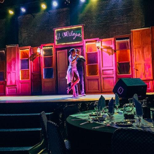 El Milongón Tango Show: Fast Track