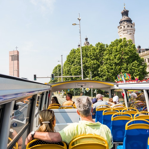 Bus turístico Leipzig + Zoo de Leipzig