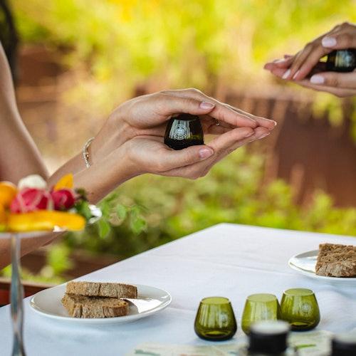 Jardines del palacio Varignana: Visita guiada + Pícnic o cata de aceite