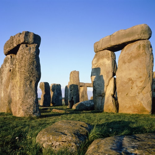 Stonehenge y Termas romanas: Ida y vuelta desde Londres