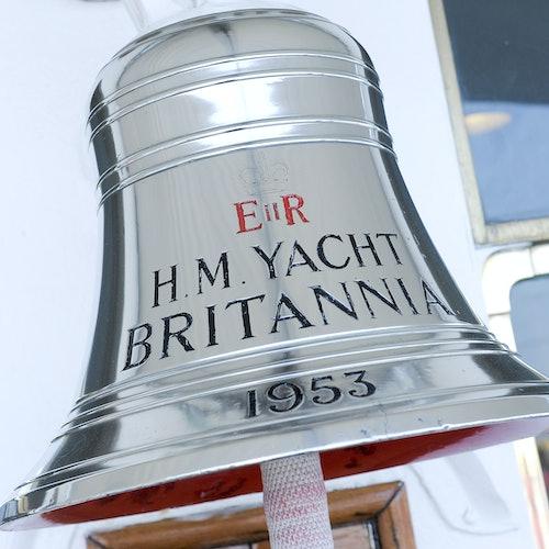 Yate Real HMY Britannia: Acceso rápido + Audioguía