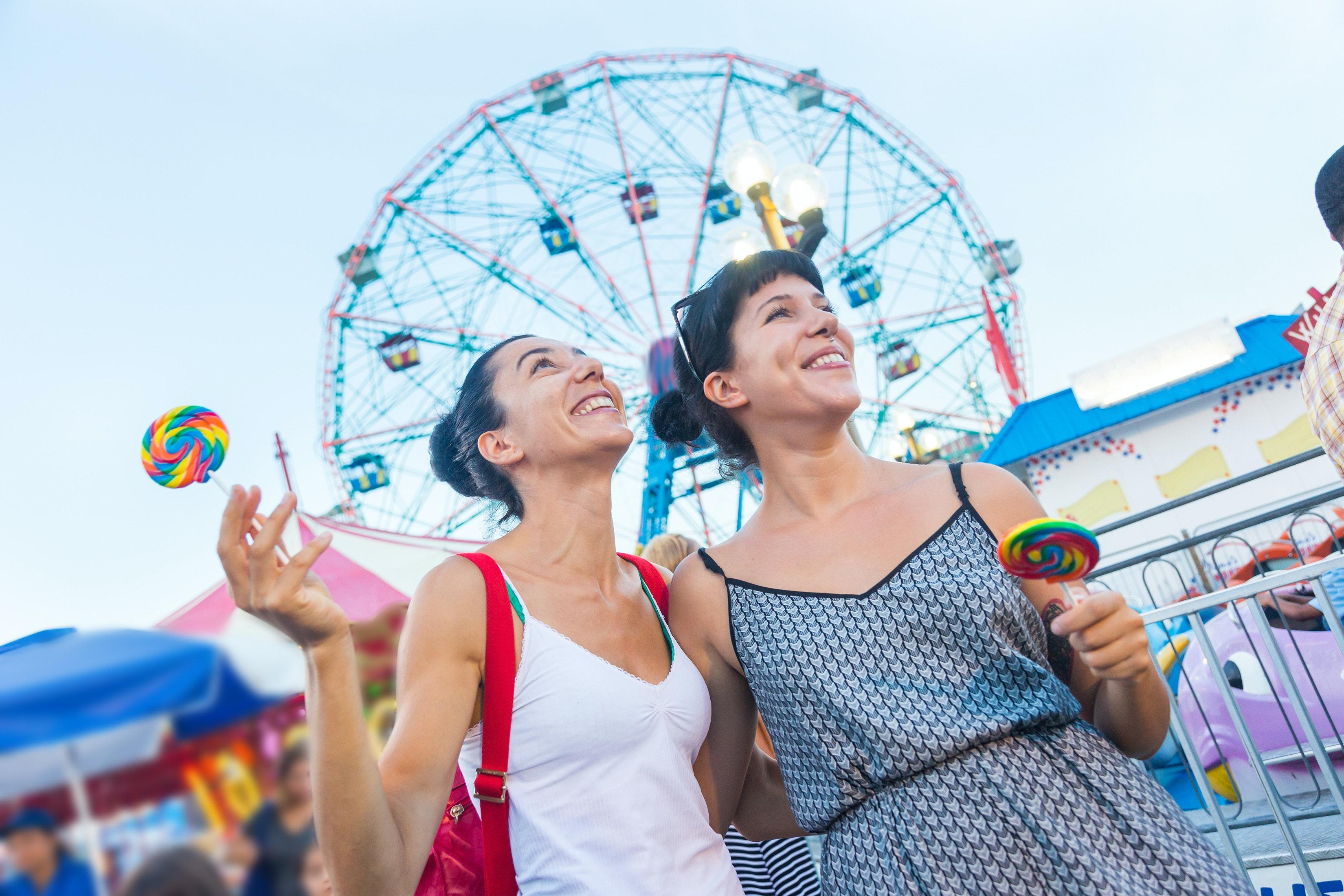 Billets pour Luna Park de Coney Island