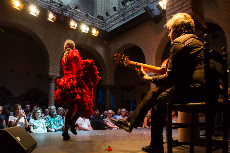 Tickets for Flamenco Dance Museum - Show only
