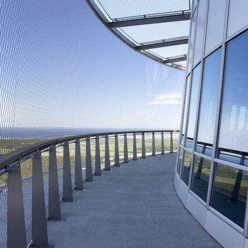 Torre de televisión de Tallin: Walk on the Edge