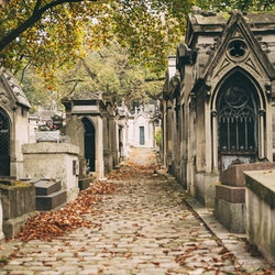 Père Lachaise Cemetery: Guided Tour in English