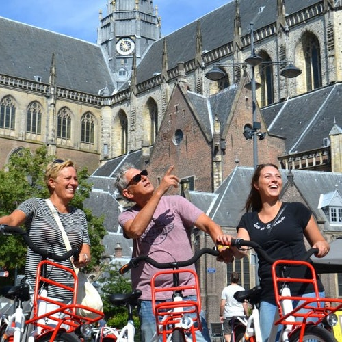 Haarlem Highlights Bike Tour