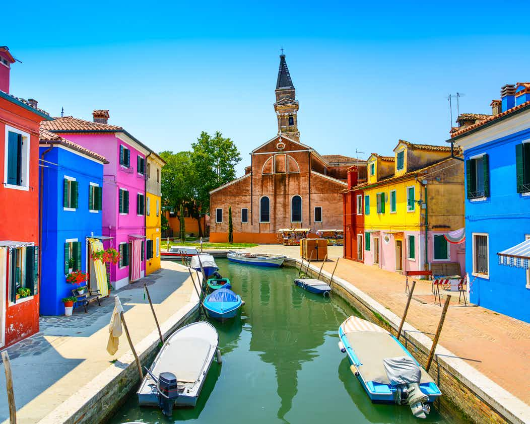 Murano To Burano.Tickets For Islands Of Murano And Burano Excursion From Venice