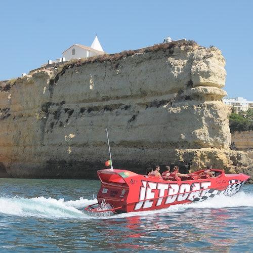 Jet Boat Ride in Albufeira