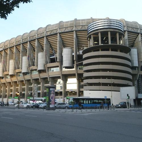 Tour y Museo del Bernabéu: Entrada prioritaria