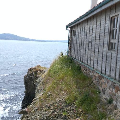 Isla de Santa Anastasia: Viaje de ida y vuelta desde Burgas