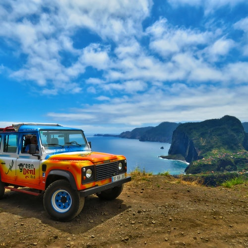 Madeira Peaks: Guided Tour
