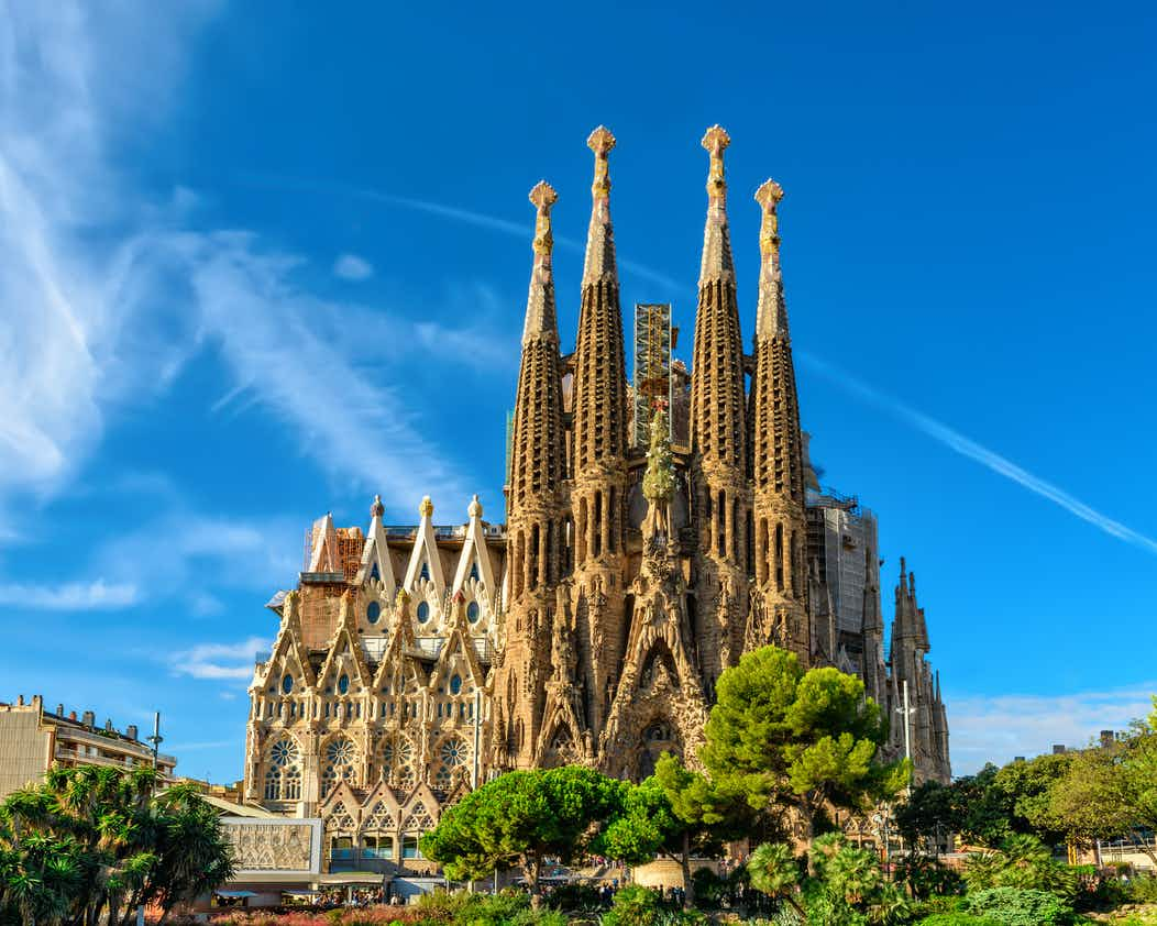 Image result for sagrada familia