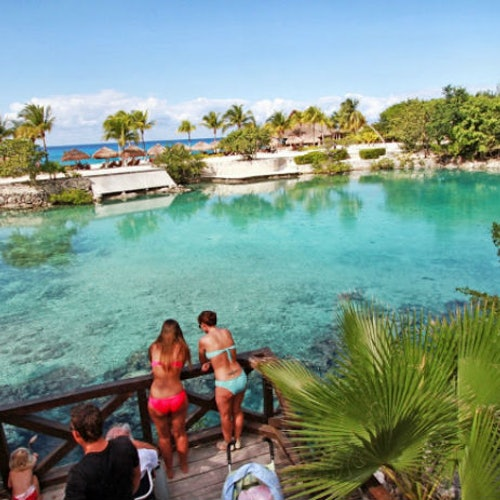 Discover Mexico Park y Chankanaab Adventure Beach Park